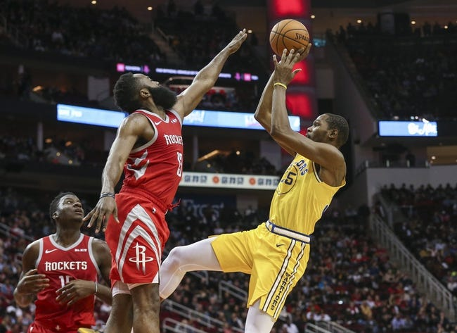 NBA   Houston Rockets (21-15) at Golden State Warriors (25-13)