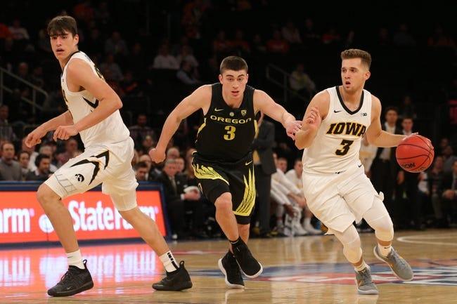 Oregon vs. Syracuse - 11/16/18 College Basketball Pick, Odds, and Prediction