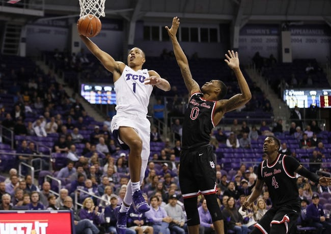 NCAA BB | TCU at Oklahoma