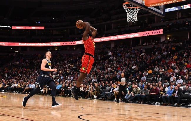 Atlanta Hawks vs. Denver Nuggets - 12/8/18 NBA Pick, Odds, and Prediction