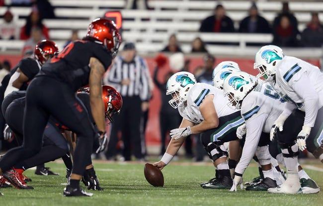 Louisiana vs. Tulane - Cure Bowl - 12/15/18 College Football Pick, Odds, and Prediction