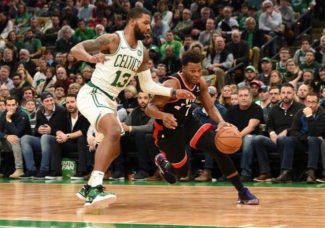 NBA | Toronto Raptors at Boston Celtics