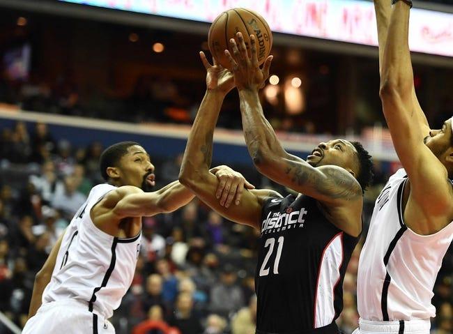 NBA | Brooklyn Nets (8-15) at Washington Wizards (8-14)