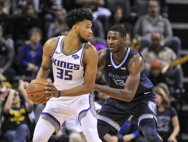NBA | Memphis Grizzlies (16-15) at Sacramento Kings (16-15)