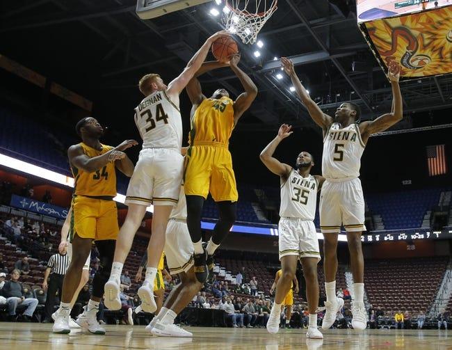 NCAA BB | North Carolina A&T at Norfolk State