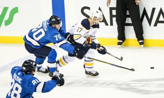 NHL | Winnipeg Jets at Buffalo Sabres