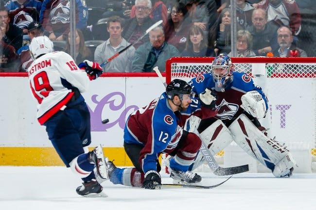 NHL | Colorado Avalanche at Washington Capitals
