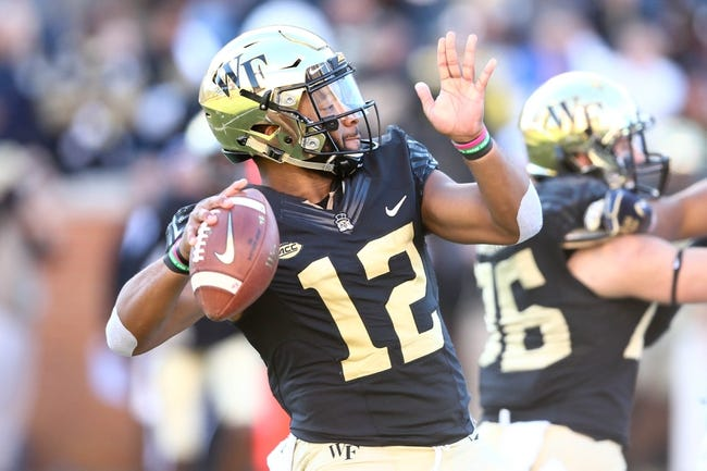 CFB | Wake Forest Demon Deacons (5-6) at Duke Blue Devils (7-4)