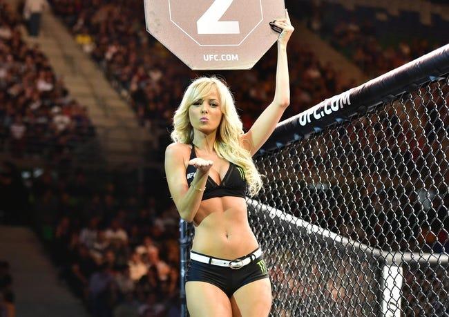 MMA | Greg Hardy vs. Allen Crowder