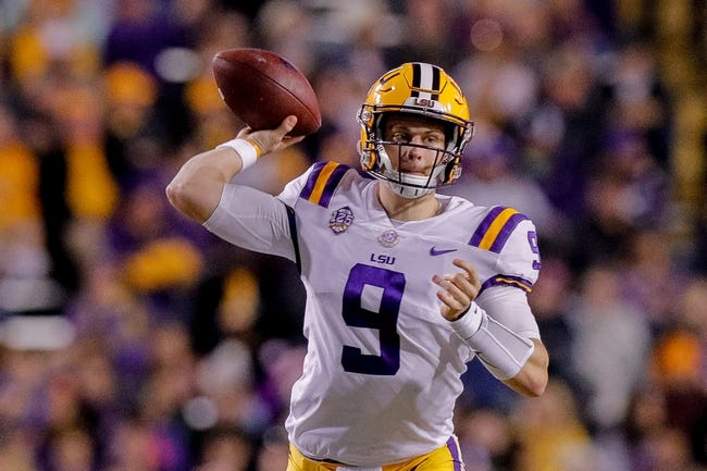 UCF vs. LSU - Fiesta Bowl - 1/1/19 College Football Pick, Odds, and Prediction