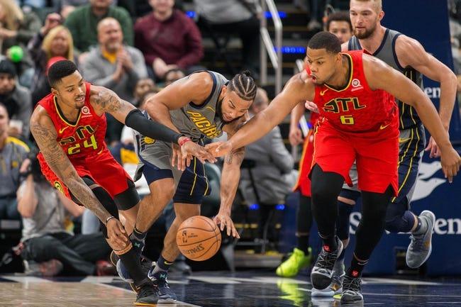NBA   Indiana Pacers (22-12) at Atlanta Hawks (9-23)