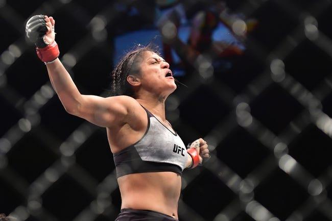 MMA   Cortney Casey vs. Cynthia Calvillo