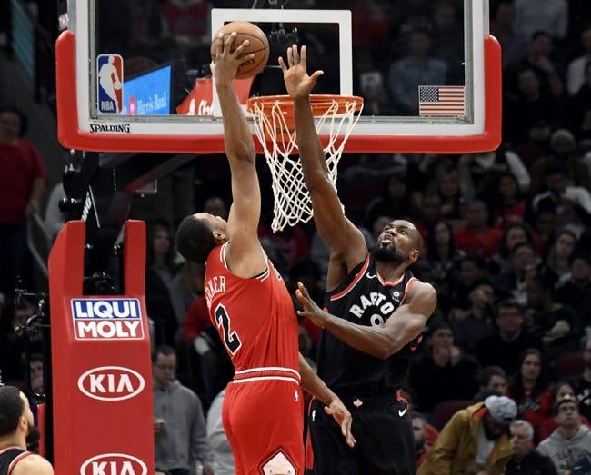 NBA | Chicago Bulls (10-26) at Toronto Raptors (26-11)