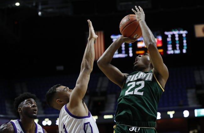 Siena vs. Harvard - 12/1/18 College Basketball Pick, Odds, and Prediction