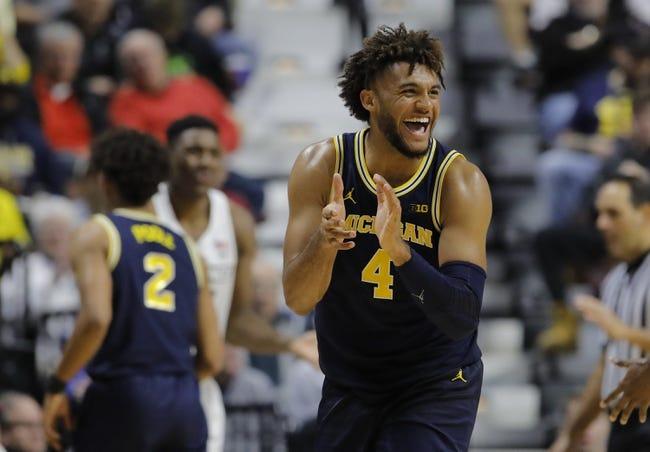 Michigan vs. Chattanooga - 11/23/18 College Basketball Pick, Odds, and Prediction