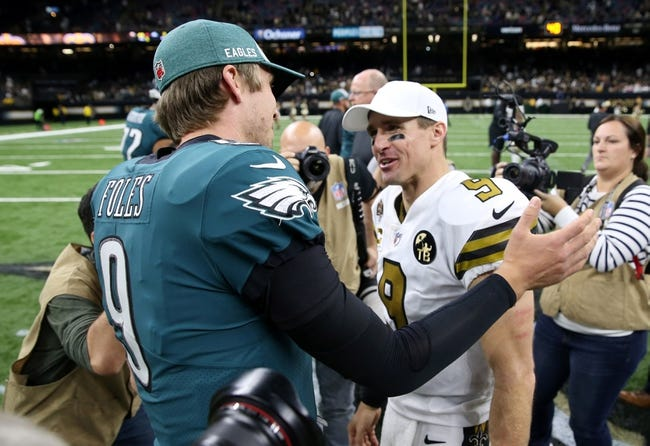 NFL | Philadelphia Eagles at New Orleans Saints