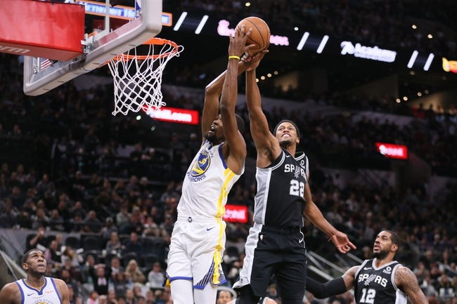 NBA | San Antonio Spurs at Golden State Warriors