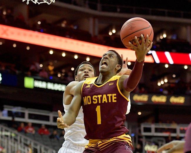 NCAA BB | Illinois State at Missouri State