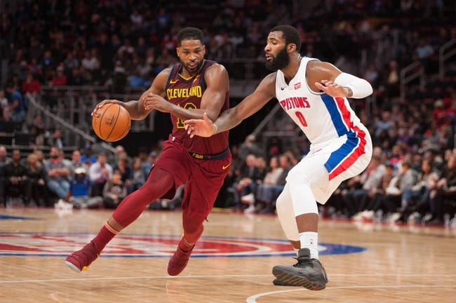 NBA | Detroit Pistons at Cleveland Cavaliers