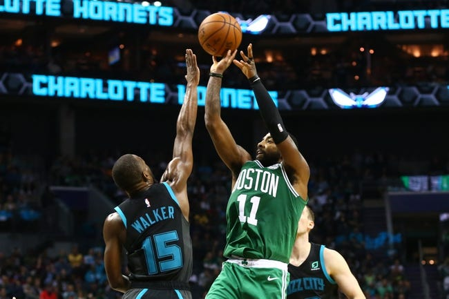 NBA | Charlotte Hornets (16-15) at Boston Celtics (18-13)