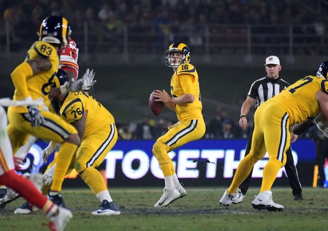 Detroit Lions vs. Los Angeles Rams - 12/2/18 NFL Pick, Odds, and Prediction