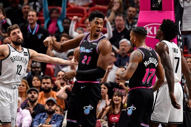 NBA | Brooklyn Nets at Miami Heat