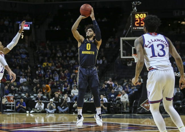 NCAA BB | UTEP Miners (3-4) at Marquette Golden Eagles (6-2)