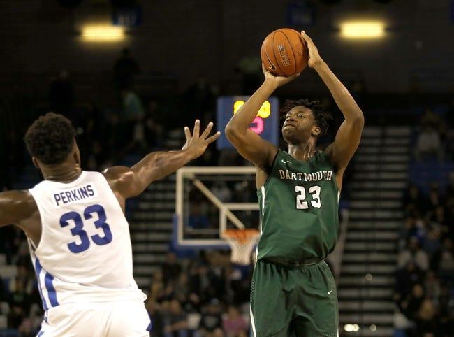 Dartmouth vs. Quinnipiac - 12/5/18 College Basketball Pick, Odds, and Prediction