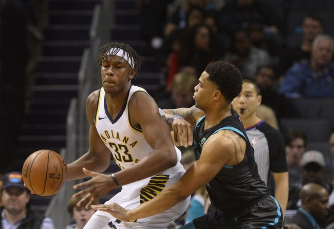 NBA | Charlotte Hornets at Indiana Pacers
