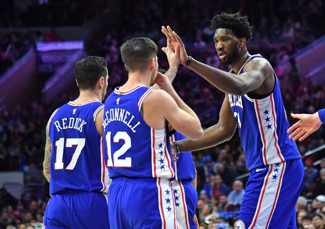Philadelphia 76ers vs. Cleveland Cavaliers - 11/23/18 NBA Pick, Odds, and Prediction