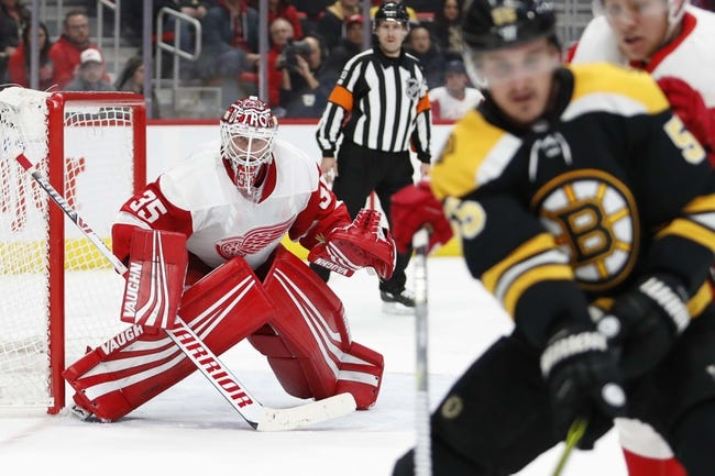 Boston Bruins vs. Detroit Red Wings - 12/1/18 NHL Pick, Odds, and Prediction