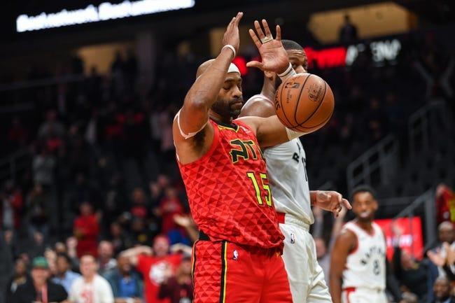 NBA   Atlanta Hawks at Toronto Raptors
