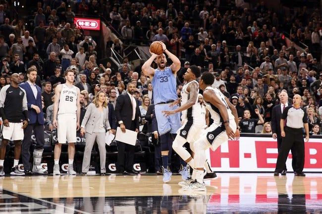 NBA | San Antonio Spurs - Memphis Grizzlies