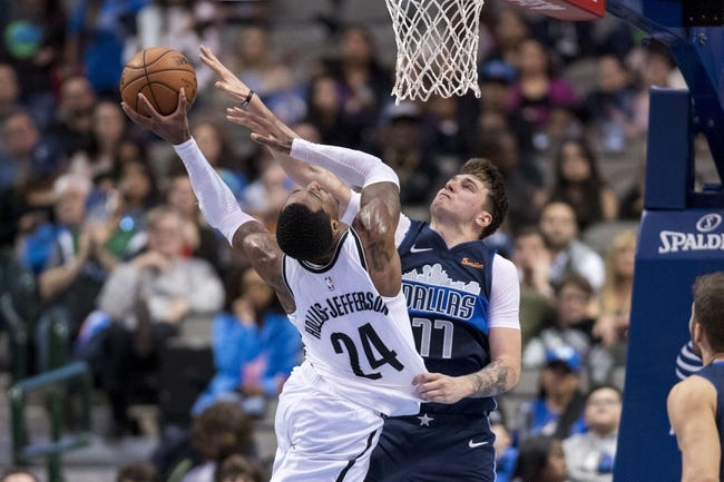 NBA | Dallas Mavericks at Brooklyn Nets