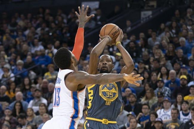 NBA | Golden State Warriors at Oklahoma City Thunder
