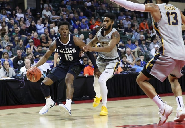 NCAA BB | Canisius at Monmouth