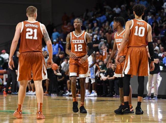 Texas vs. Purdue - 12/9/18 College Basketball Pick, Odds, and Prediction