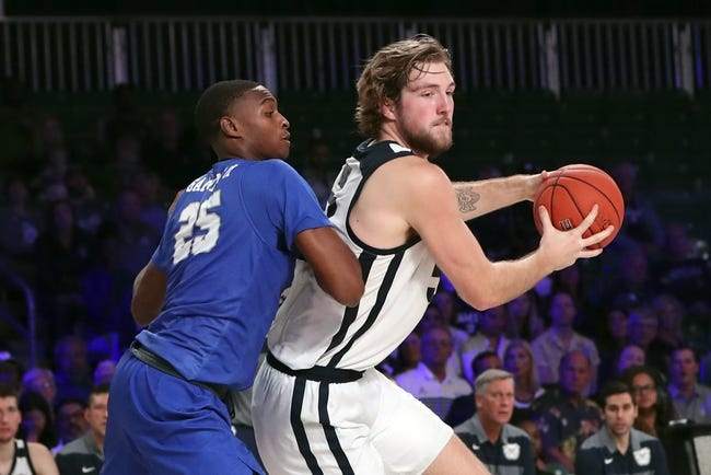 NCAA BB | Charlotte at Middle Tennessee State