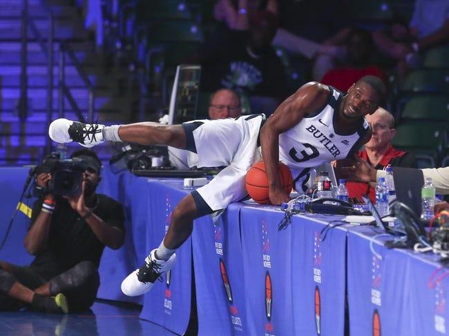 NCAA BB | Butler Bulldogs (4-1) at Florida Gators (3-2)