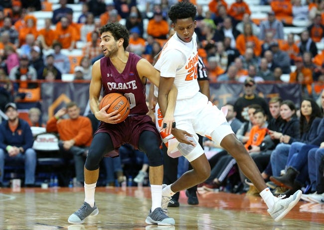 NCAA BB | Bucknell at Colgate