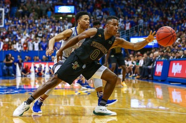 NCAA BB | Binghamton at Vermont