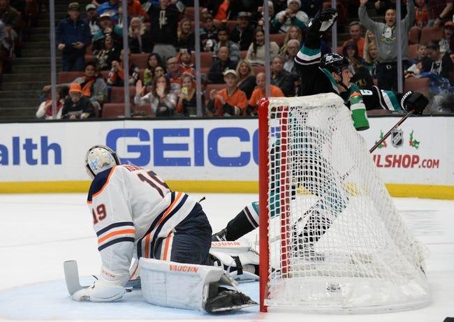 NHL | Edmonton Oilers at Anaheim Ducks