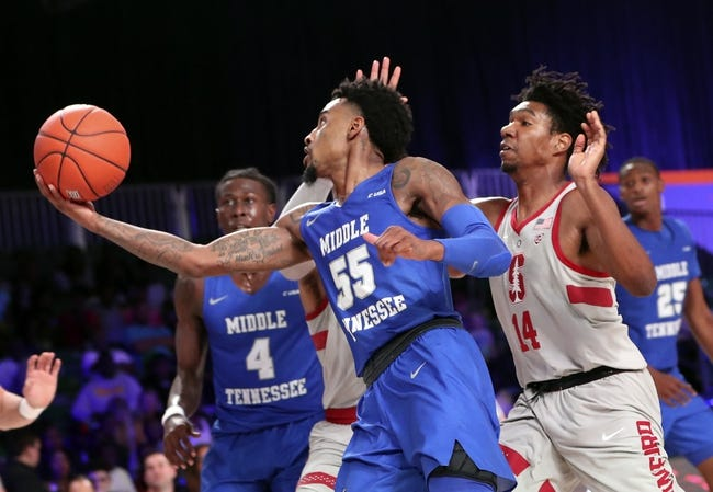 NCAA BB | Middle Tennessee at Southern Miss