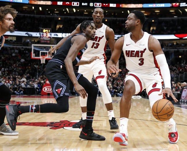 NBA | Miami Heat at Chicago Bulls