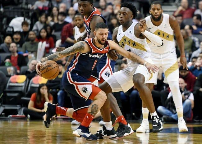 NBA   Toronto Raptors at Washington Wizards