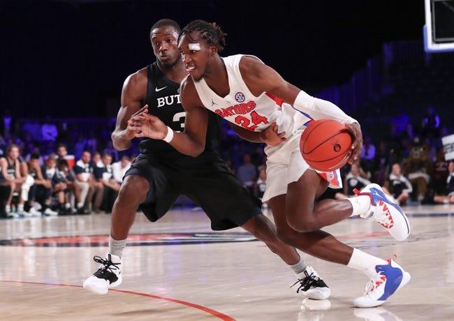 NCAA BB | Butler Bulldogs (9-3) at Florida Gators (7-4)