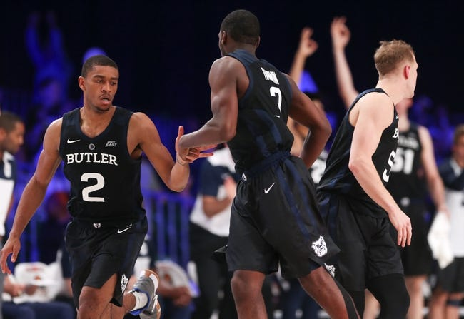 Butler vs. Brown - 12/5/18 College Basketball Pick, Odds, and Prediction