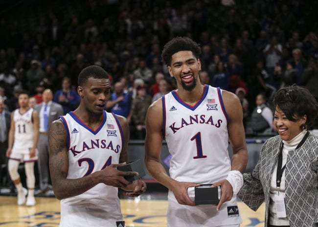 Kansas vs. New Mexico State - 12/8/18 College Basketball Pick, Odds, and Prediction
