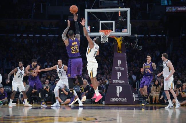 NBA | L.A. Lakers at Utah Jazz