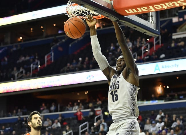 Georgetown vs. Richmond - 11/28/18 College Basketball Pick, Odds, and Prediction